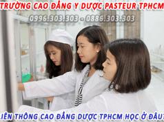 Địa chỉ đào tạo liên thông cao đẳng dược tphcm