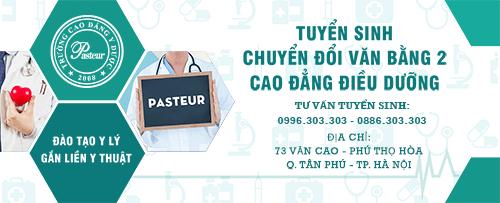 Địa chỉ học Văn bằng 2 Cao đẳng Điều dưỡng TPHCM