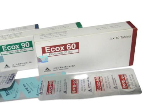 Thuốc E-cox: Liều dùng, đối tượng chỉ định, tác dụng phụ