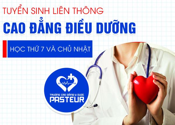 Địa chỉ Liên thông Cao đẳng Điều dưỡng TPHCM uy tín