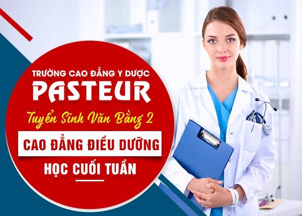 tuyển sinhvăn bằng 2Cao đẳng Điều dưỡng TPHCM năm 2021