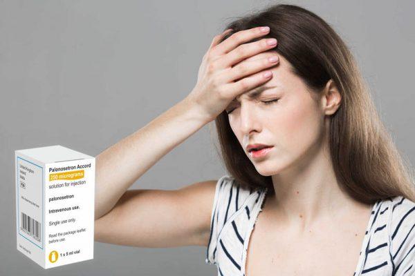 Thuốc Palonosetron ngăn ngừa nôn và buồn nôn do điều trị ung thư
