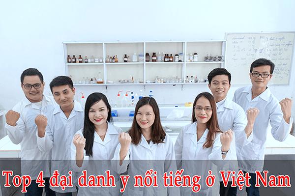 Top 4 đại danh y nổi tiếng ở Việt Nam