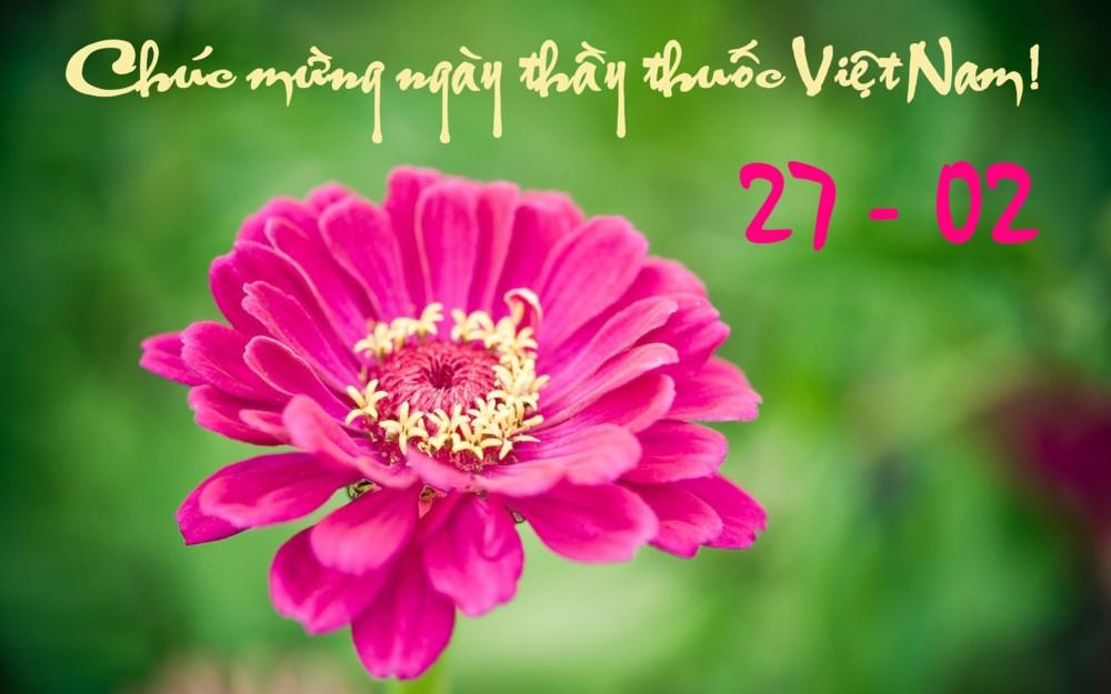 Ý nghĩa lịch sử của ngày Thầy thuốc Việt Nam 27/2
